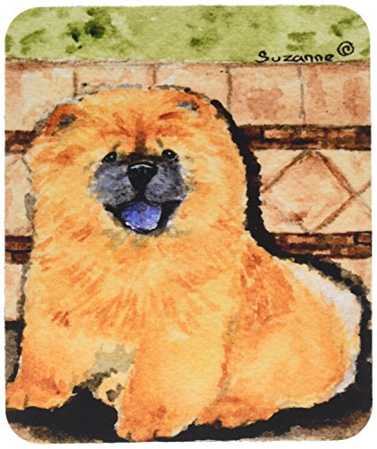 Price comparison product image Caroline's Treasures Chow Chow Mouse Pad/Hot Pad/Trivet (SS8875MP)