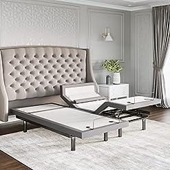 Sven &Amp; Son Split King Adjustable Bed