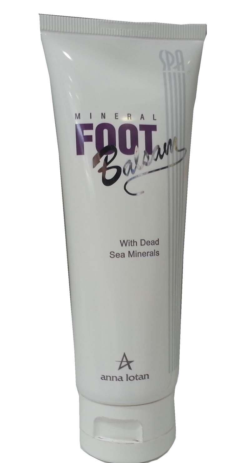 Anna Lotan Mineral Foot Balsam 100ml 3.4fl.oz