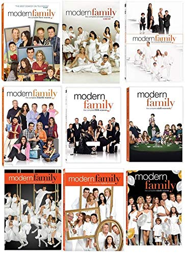 Modern Family: Complete Seasons 1 - 9 DVD (Modern Family Season 3 Dvd)