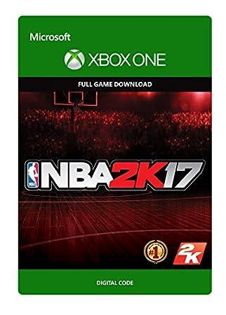 NBA 2K17 - Xbox One Digital Code