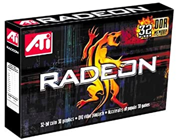 ATI RADEON 32MB DDR DRIVER FOR WINDOWS 10