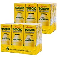 Binggrae Banana Milk 12 Pack 6.8 Fl Oz.