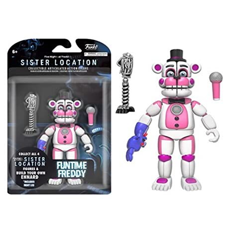 amazon funko five nights at freddys sister場所構築ennard funtime