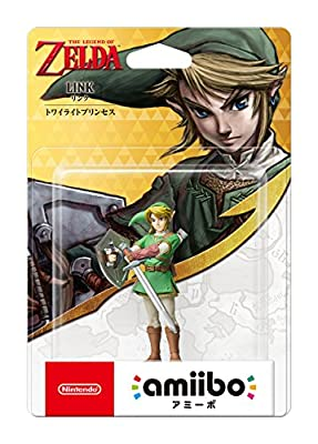 amiibo link The twilight princess ( The legend series of Zelda )Japan Import by Nintendo