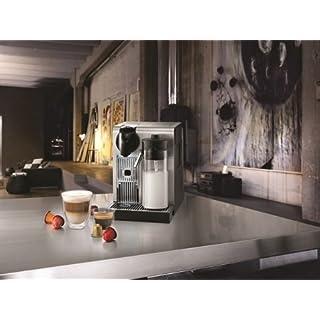 "De'Longhi America EN750MB Lattissima Pro Original Espresso Machine with Milk Frother by De'Longhi, 10.8"" L x 7.6"" W x 13"" H, Brushed Aluminum"