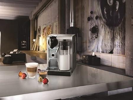 EN750MB Brushed Aluminum DeLonghi America Inc Nespresso Lattissima Pro Espresso Machine by DeLonghi