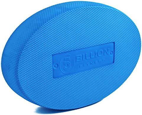 5BILLION Balance Pad – Oval – Exercise Pad Foam Balance Trainer – Wobble Cushion for Physical Therapy, Rehabilitation, Dancing Balance Training