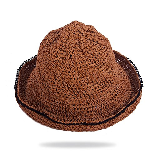 Handmade caps/ Sun Hat/Bucket Hat/Fisherman Hat/Short eaves collapsible hats-A