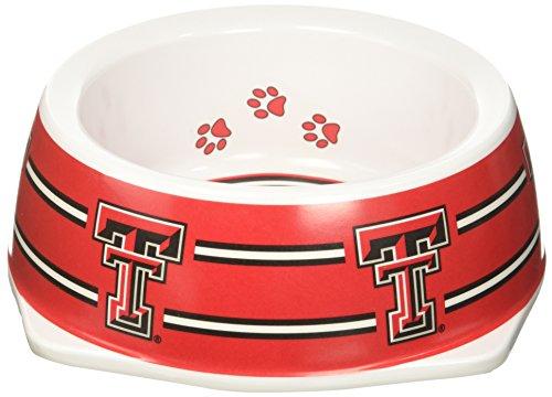 Sporty K9 Collegiate Texas Tech Red Raiders Pet Bowl, Small