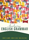 Analyzing English Grammar (6th Edition) 9780205685943