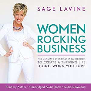 Women Rocking Business Audiobook