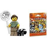 Lego mini figure series 15 animal control officer (park ranger) Animal Control 71011-08