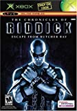 Chronicles of Riddick Escape From Butcher Bay