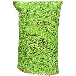 Prevue Pet Products BPV62387 Tear-Riffic Coconut Fiber Bird Wood Stix Grab Bag Toy, Small