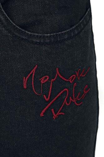 Rebel Noir Femme Skarlett Noir Rock EMP by Jean dXxqxRYn