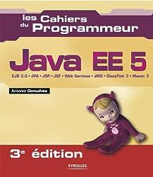 Java EE 5 (Les cahiers du programmeur) (French Edition)