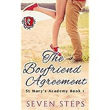 The Boyfriend Agreement: (YA High School Teen Romance) (St. Mary's Academy Book 1)