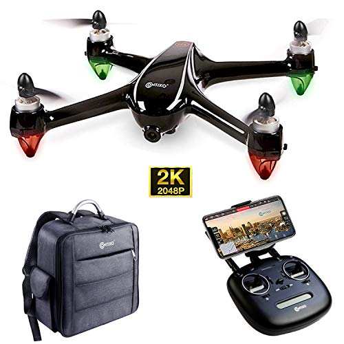 Thumb pic of RC Quadcopter Drone Camera Top Contixo F17 Photography Drone Review