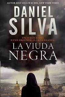 Book Cover: La viuda negra: Un juego letal cuyo objetivo es la venganza