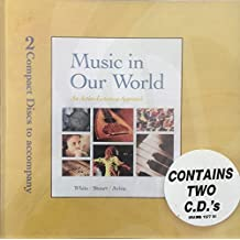 Compact disc set for use with Music in Our World