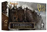 Foot Sergeants - 28mm Hard Plastic figures by Fireforge Games by Fireforge Games