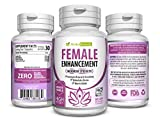 Natural Herbal Female Desire Supplement - Magic Pill for Women Testosterone Booster, Increase Stamina & Energy, Boosts Bed Drive & Prevent Vaginal Dryness 100% Organic Women Supplements 60 Veggie Pill