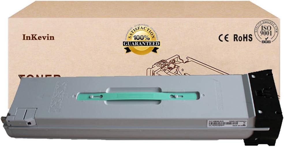Compatible Toner Cartridges Replacement for Samsung CLT-K806S CLT-C806S CLT-M806S CLT-Y806S Toner Cartridge for Samsung Multixpress X7400GX X7400LX X7500GX X7500LX X7600GX X7600LX Toner,Black