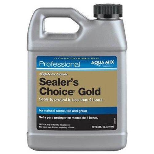 Custom BLDG Products AMSC24Z 24-Ounce Sealer-Feet s Choice Seal (Gold Sealers Choice)