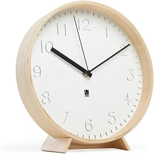 ZGP % Reloj clásico Reloj de Escritorio Sala de Estar Europea ...