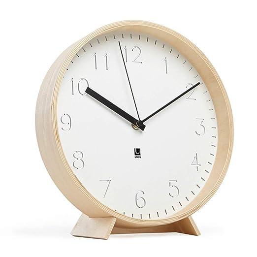 Reloj de Escritorio Sala de Estar Europea Dormitorio Mesa Reloj ...