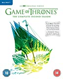 Game of Thrones - Season 2 [Limited Edition Sleeve] [2013] [Blu-ray]
