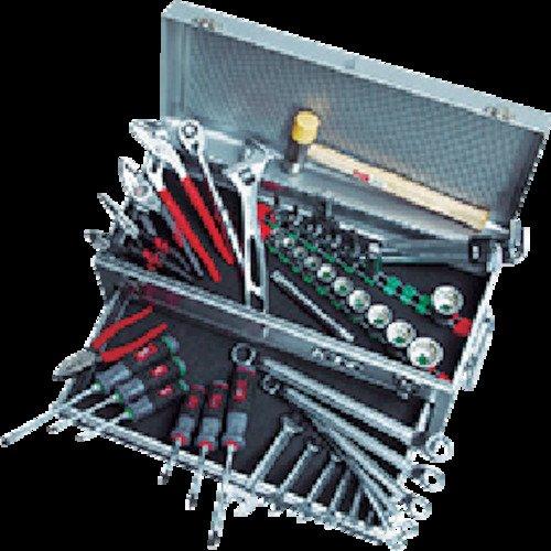 KTC 工具セット(チェストタイプ:一般機械整備向) SK4520MXBK B0795DBD4V