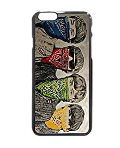 The Beatles drawing Custom Image Case For SamSung Galaxy S4