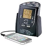 Best iHome Accessory Power Alarm Clocks - iHome Hilton Family of Hotels Alarm Clock Radio Review