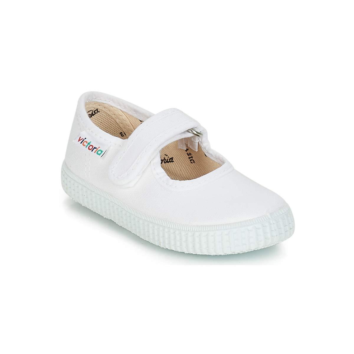 Sneaker Unisex victoria 1915 Velcro Lona Bimbi 0-24