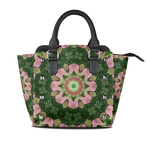 Sunlome bolsos del hombro para mujeres Multicolor