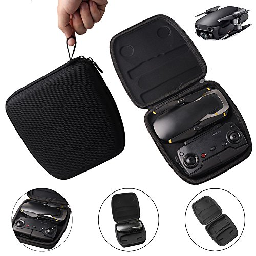 Price comparison product image for DJI Mavic Air Portable Storage Hard Bag,  Outsta Waterproof / Durable / Compact / Portable Travel Storage Bag Carry Bag (Black)