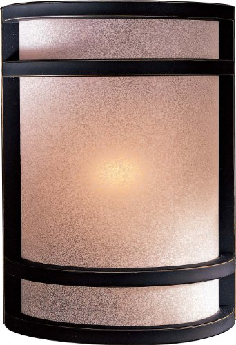 Minka Lavery 348-37B, 1 Light Wall Sconce, Dark Restoration