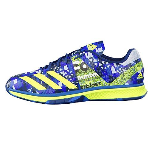 adidas Herren Counterblast Falcon Handballschuhe Azul (Azuimp / Amasol / Azuhie)