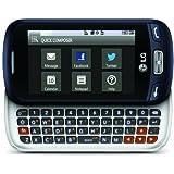 LG Rumor Reflex S, Blue (Sprint)