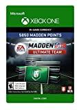 Madden 18 - 5850 Ultimate Team Points - Xbox One [Digital Code]