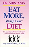 Eat More, Weigh Less Diet, Terry Shintani, 0963611704
