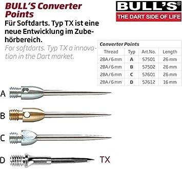 Bulls Bulls Stahlspitzen Brass 2BA