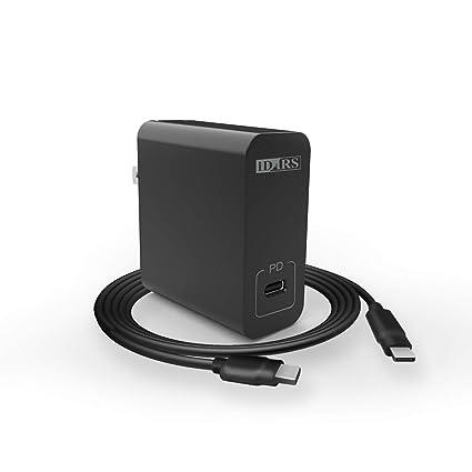 Amazon.com: iDARS USB C Tipo C 45W PD Cargador PD Cargador ...