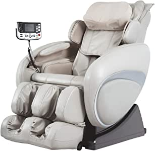 Osaki OS-4000 Reviewed as Best Massage Chairs TOP2 FDA Zero Gravity Massage Chair, Computer Body Scan, Auto Height Adjustment, and Wireless Remote (Taupe)