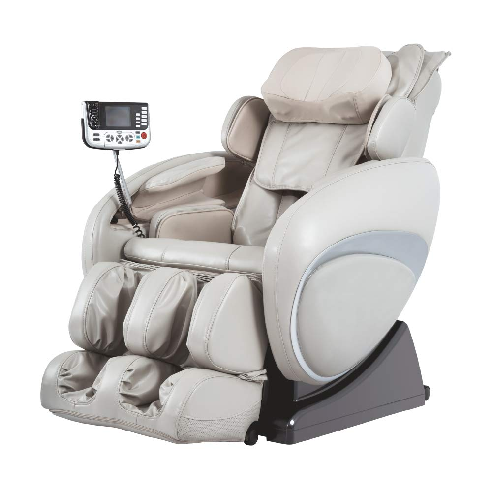 Osaki OS-9 Reviewed as Best Massage Chairs TOP9 FDA Zero Gravity Massage  Chair, Computer Body Scan, Auto Height
