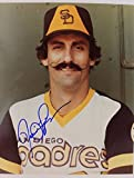 Rollie Fingers San Diego Padres A's MVP Cy Young HOF Autographed 8x10 Photo 17F