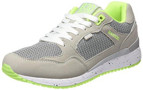 XTI Damen 41307 Sneaker Grau (Gris)