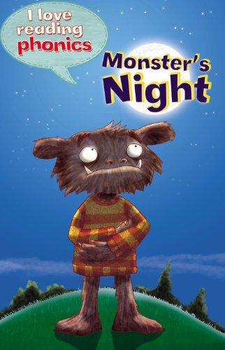 Monster's Night (I Love Reading Phonics Level 4) ebook